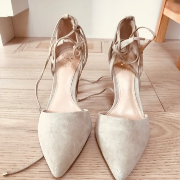Vince Camuto Taupe Heel